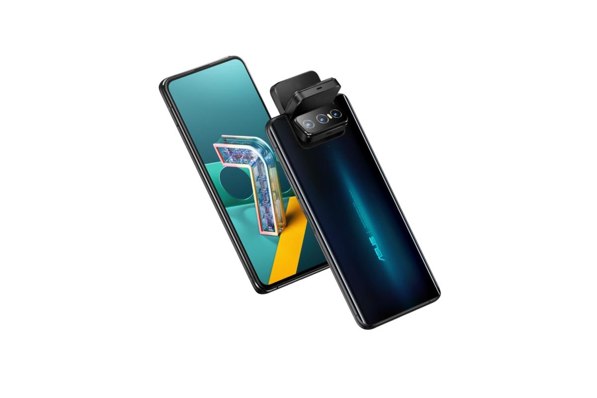 Asus představil Zenfone 7 a Zenfone 7 Pro