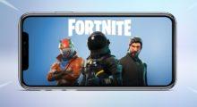 Apple odstranil vývojářské účty Epic Games