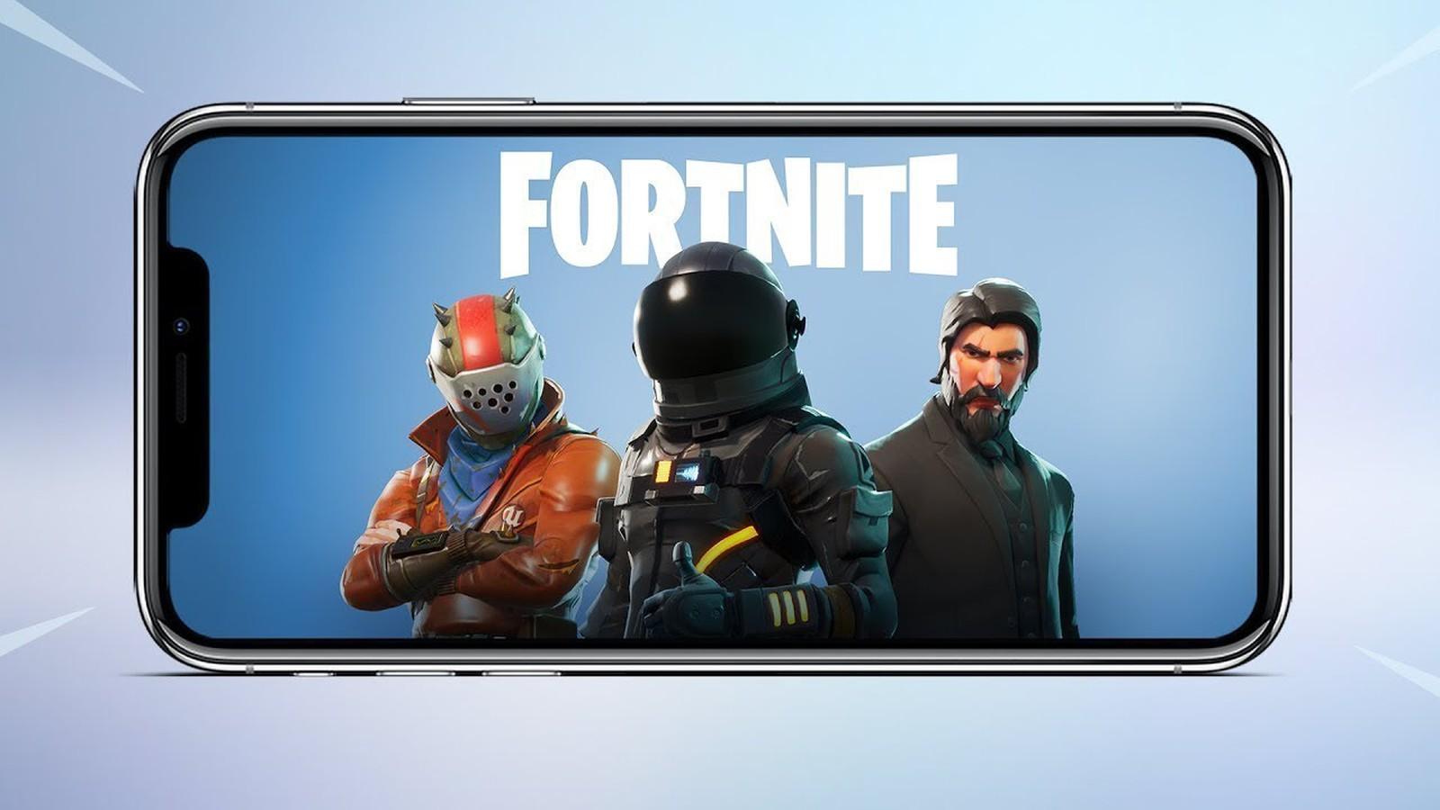 Apple dal definitivní sbohem Fortnite a dalším hrám Epic Games