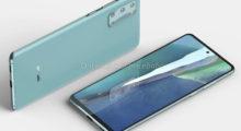 Samsung Galaxy S20 Fan Edition na rednerech [aktualizováno]
