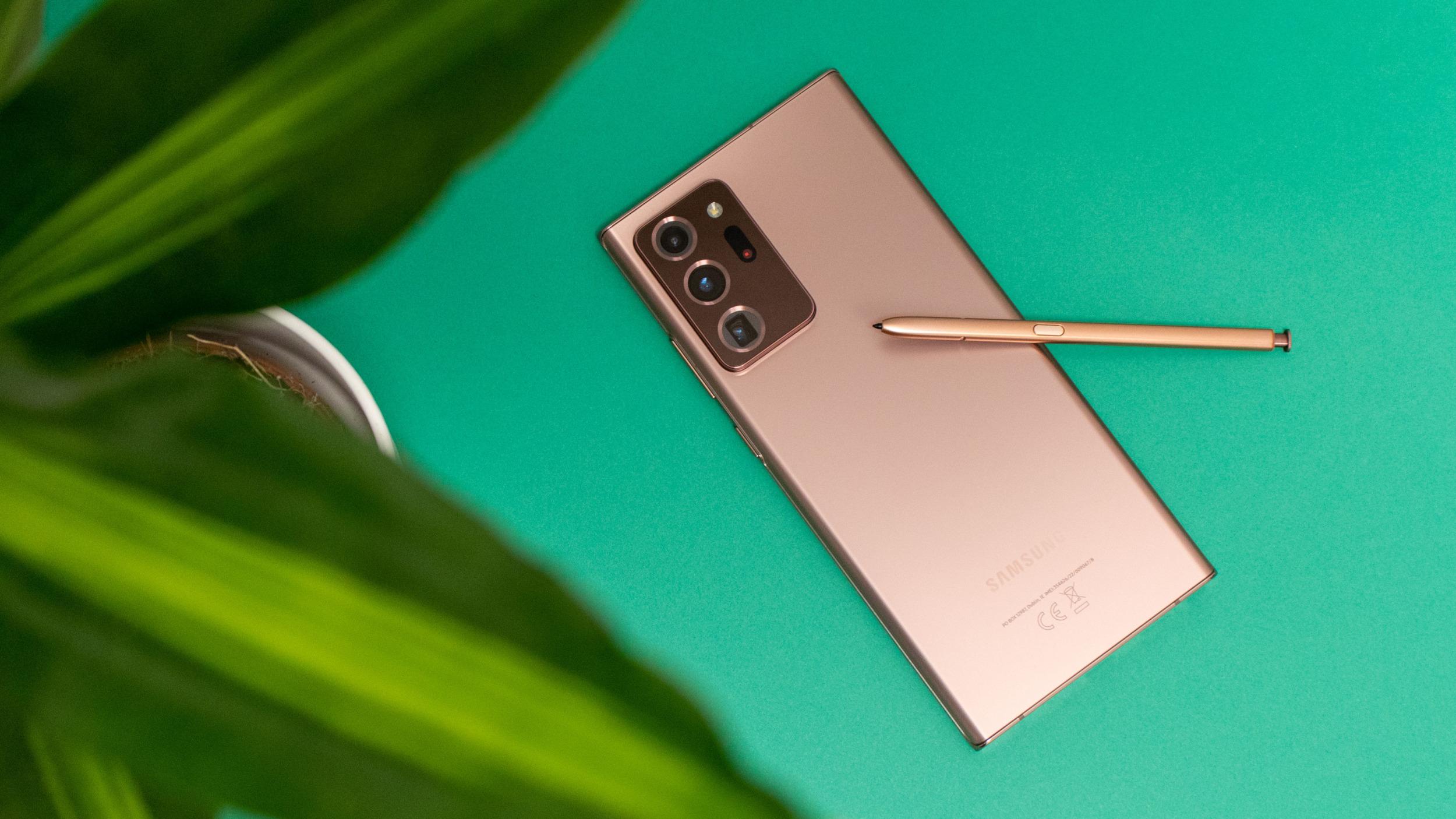 Kvůli nedostatku čipů Samsung zvažuje odložení nového Galaxy Note na rok 2022