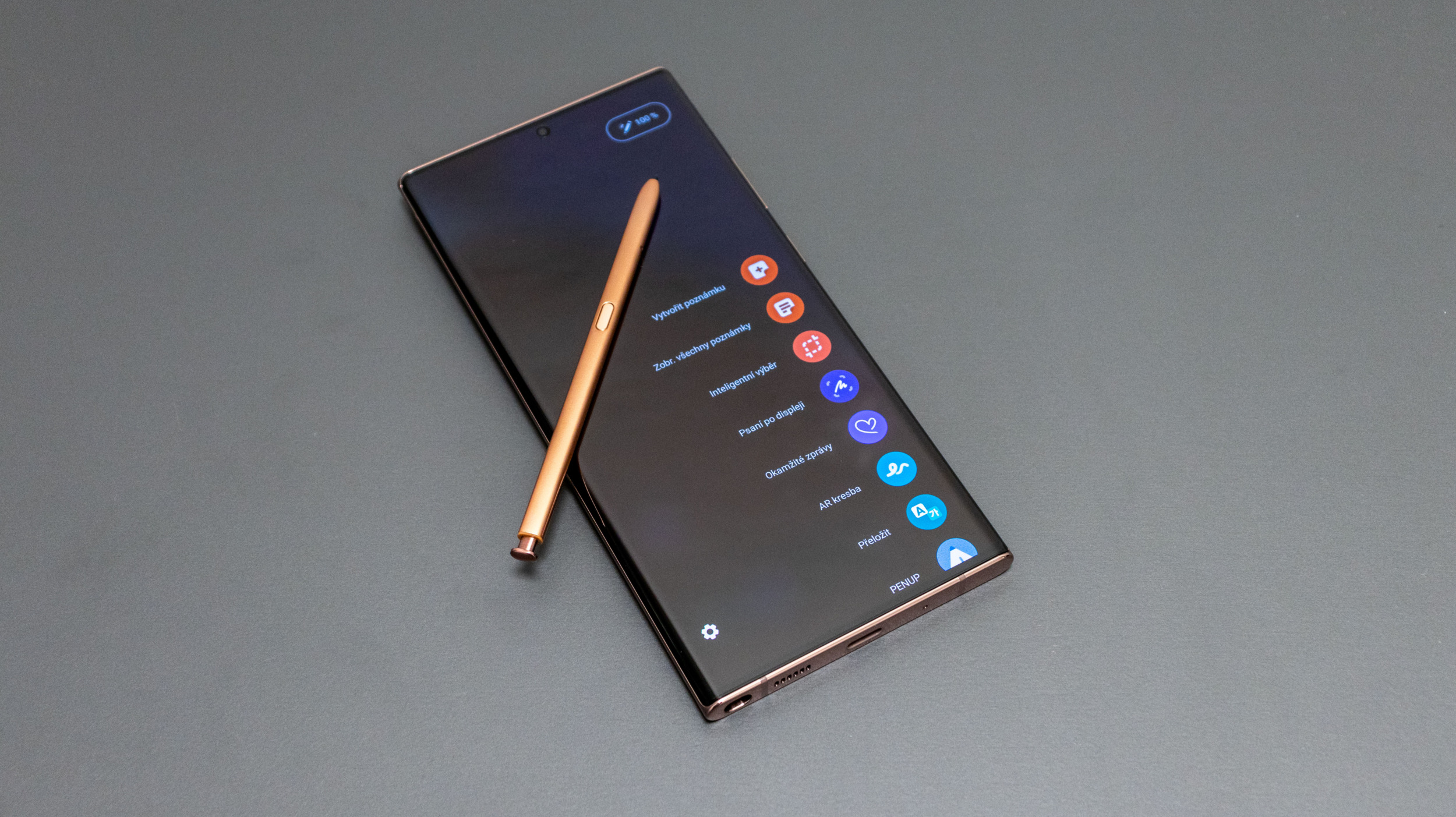 Samsung nově umožní aktualizovat ovladače grafického čipu v Galaxy S20 a Note20