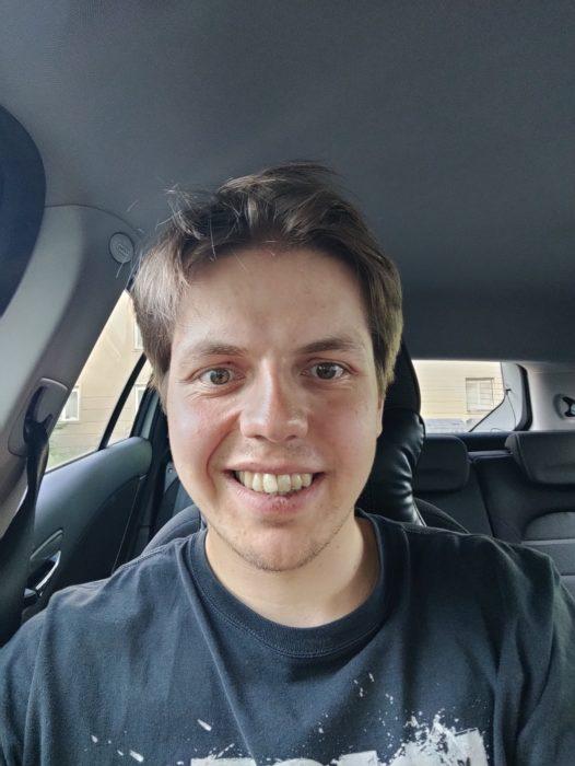 Selfie OnePlus Nord