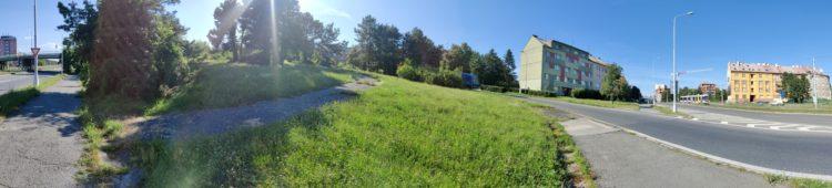 Panoramatický snímek OnePlus Nord