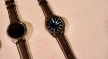 Galaxy Watch3 oficiálně, cena začíná na 11 499 Kč