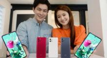 LG Q92 oficiálně, sourozenec modelu Velvet