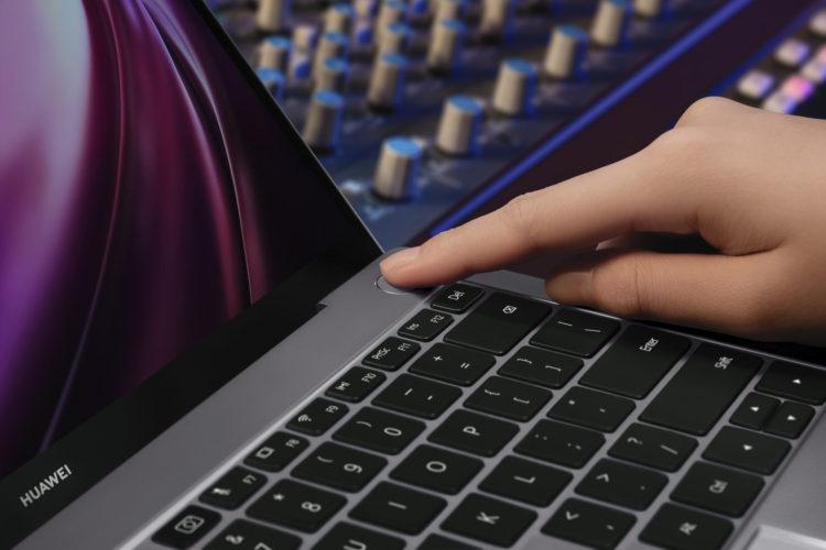 MKT MateBookXPro CreativeShoot Grey Fingerprint JPG 20200402 6000x4000x