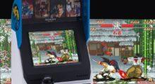 NeoGeo Mini – zavzpomínejte na hry z 90. let