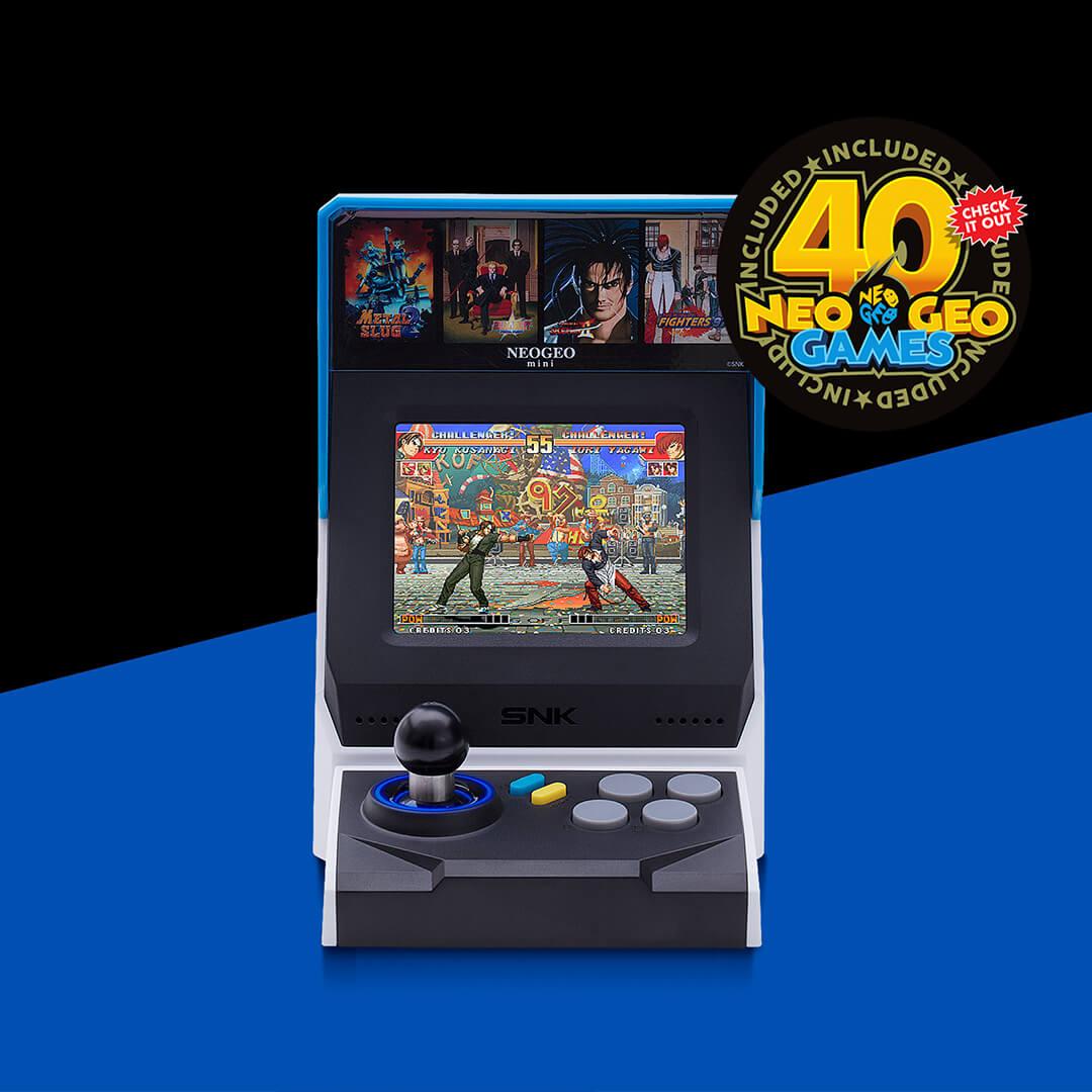 NeoGeo Mini 1 1080x1080x