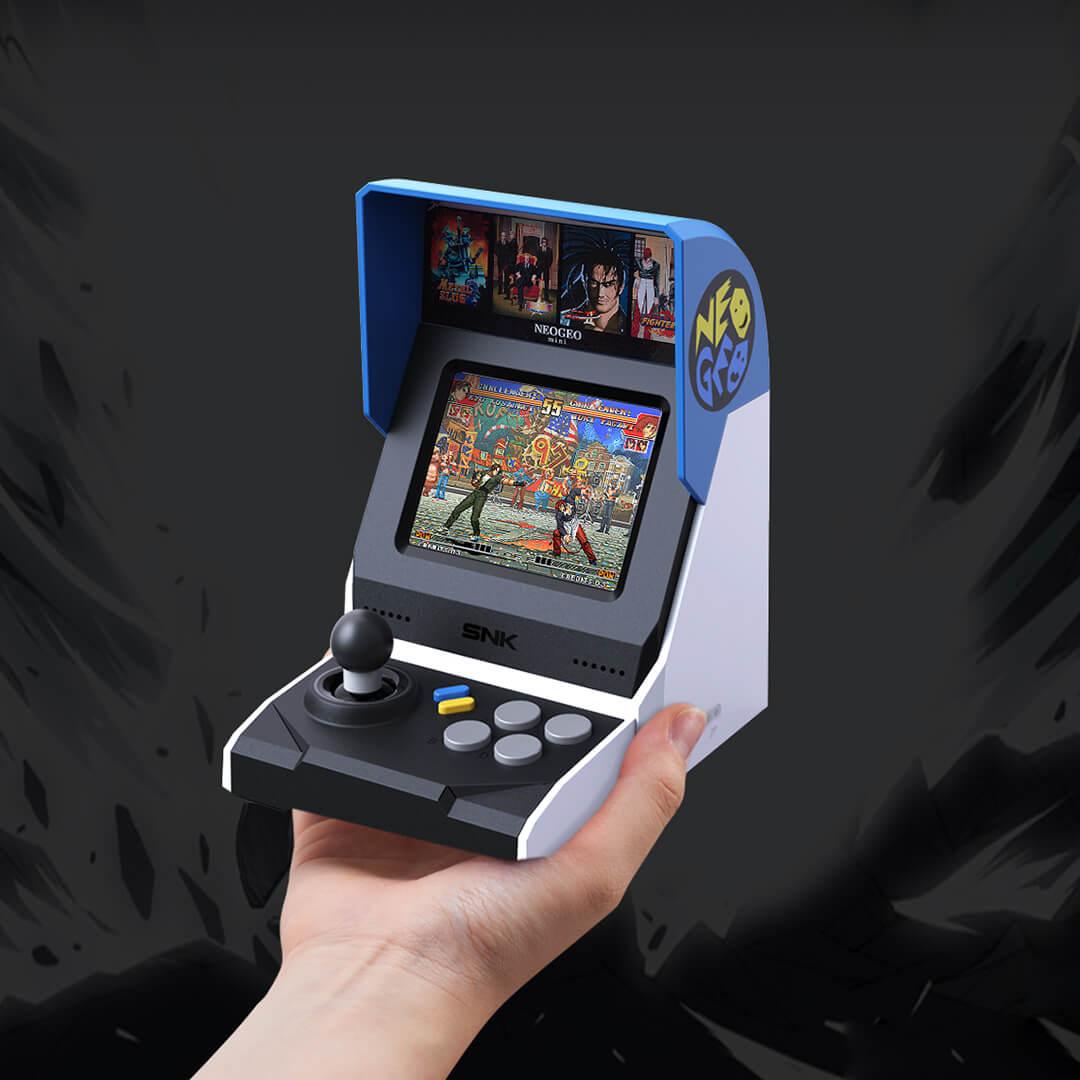 NeoGeo Mini 2 1080x1080x