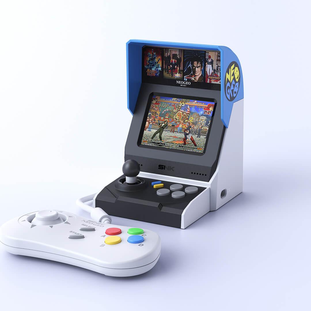 NeoGeo Mini 3 1080x1080x