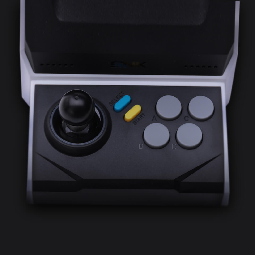 NeoGeo Mini 4 1080x1080x