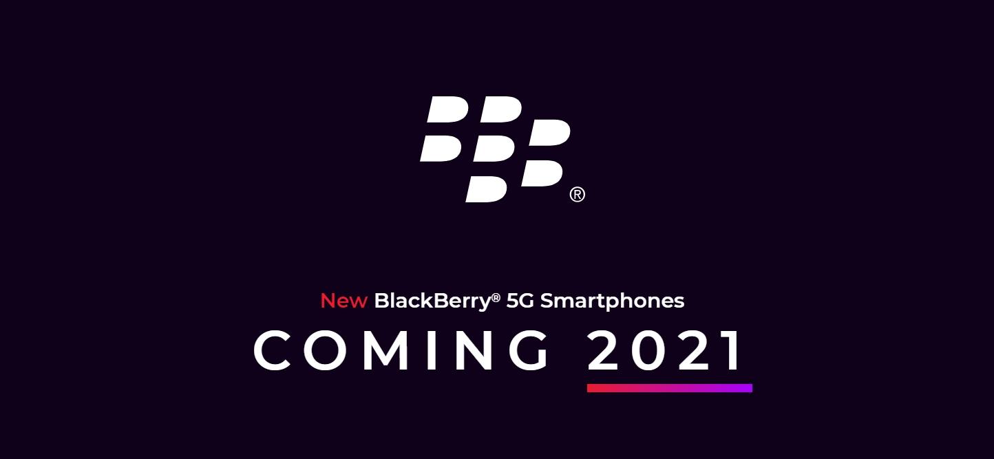 BlackBerry smartphony se vrátí v roce 2021