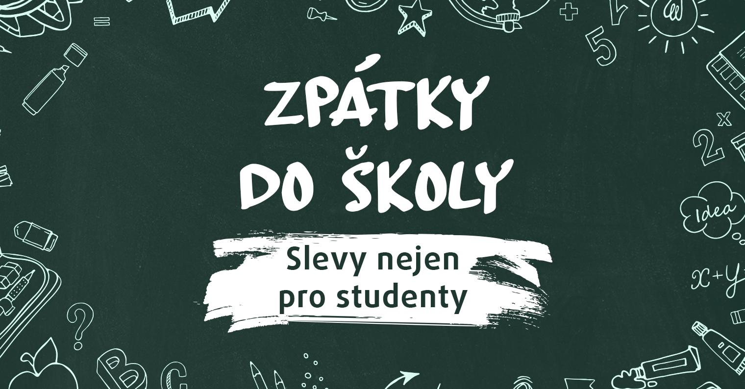 Návrat do školy ve stylu Smarty: slevy nejen pro studenty [sponzorovaný článek]