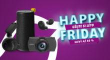 Přichází Happy Friday se slevami až 50 % [sponzorovaný článek]