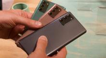 Samsung Galaxy Note 20 představen. Předobjednejte si ho přímo zde [sponzorovaný článek]