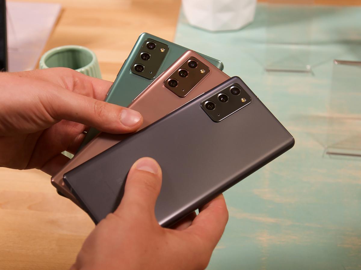"""Samsung zřejmě """"zabije"""" Note, štaci převezmou dvě řady"""