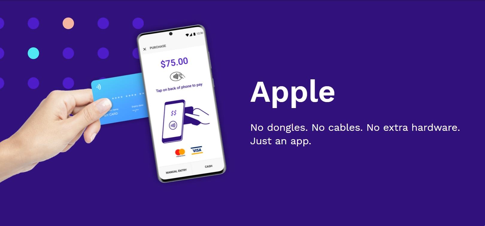 Z iPhonů se asi stanou platební terminály