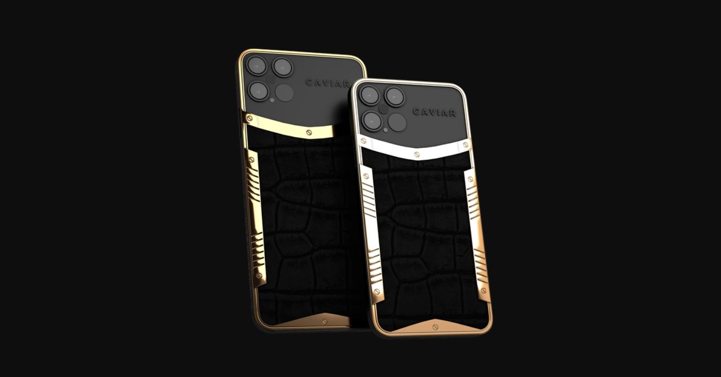 Už se chystá iPhone 12 za 24 540 dolarů, tedy za půl milionu korun