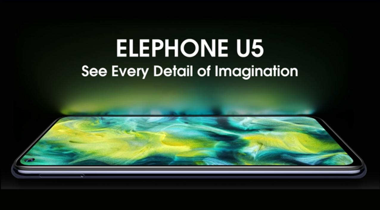 Elephone U5 konečně oficiálně představen