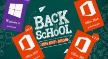 Back to School: Windows 10 a další skvělý software [sponzorovaný článek]