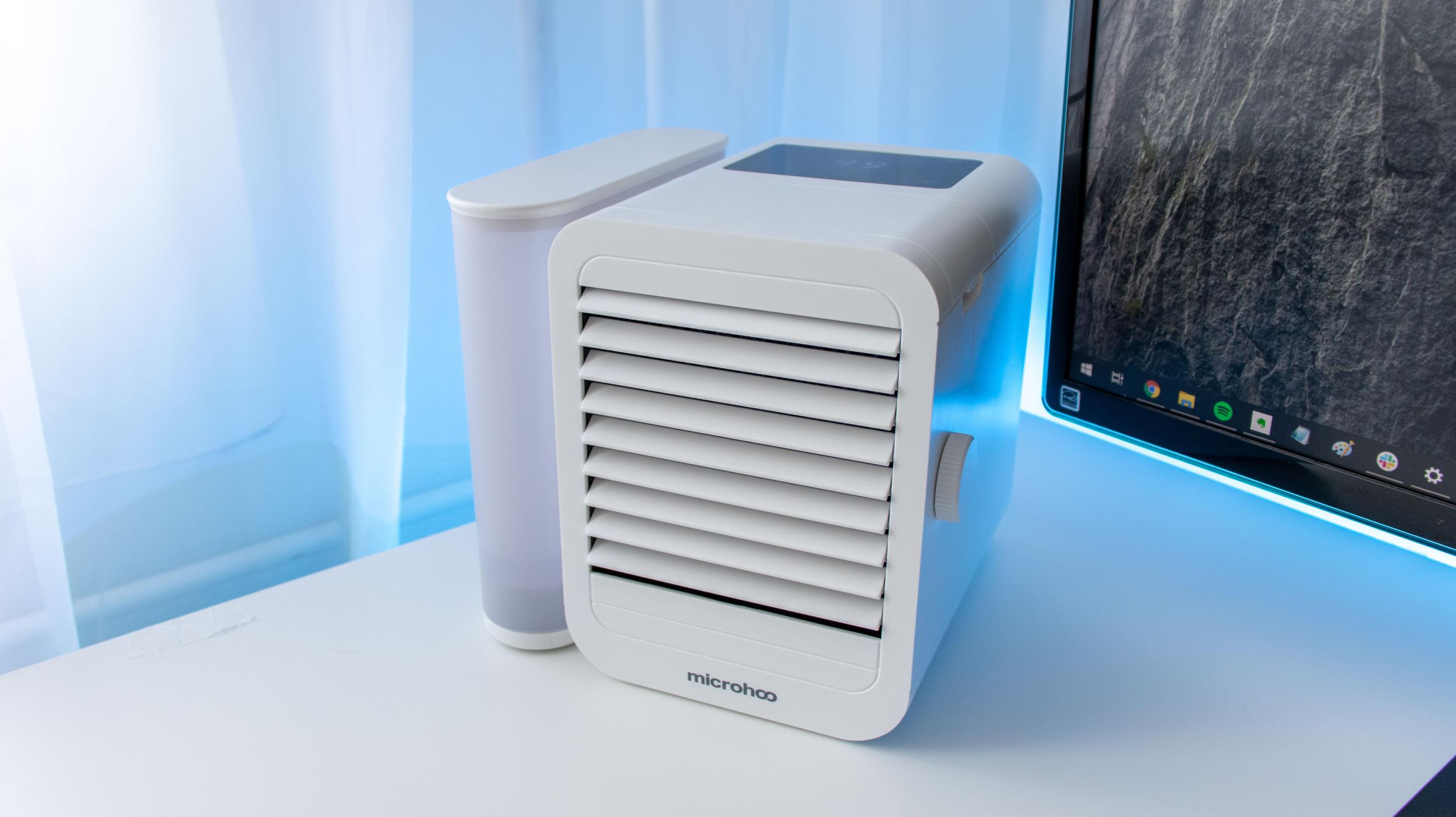 Xiaomi Microhoo – osobní klimatizace s USB-C [recenze]