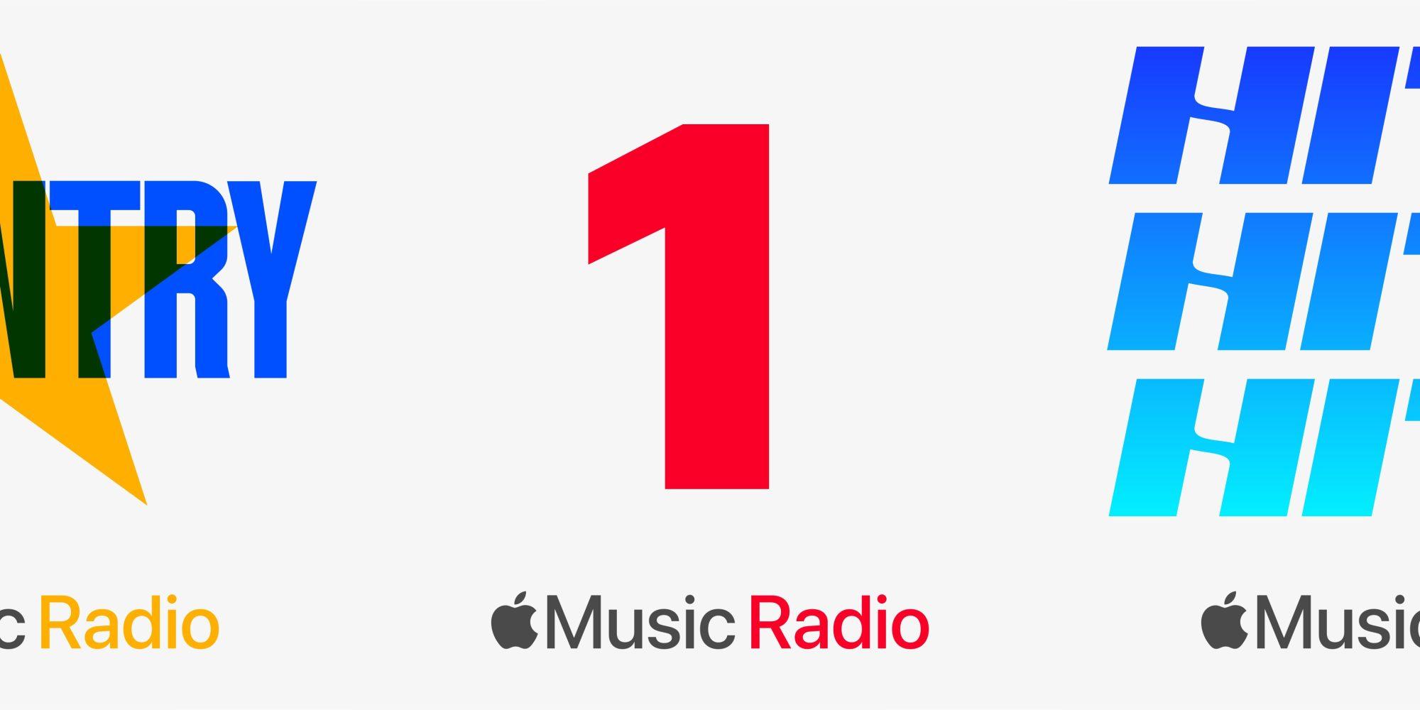 Apple přejmenoval Beats 1 rádio na Apple Music 1 a přidal další stanice