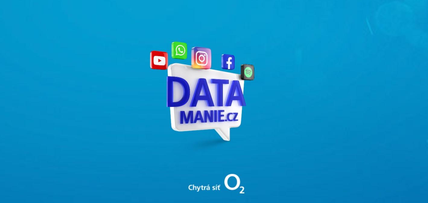O2 Datamanie láká na 5 GB za 449 Kč