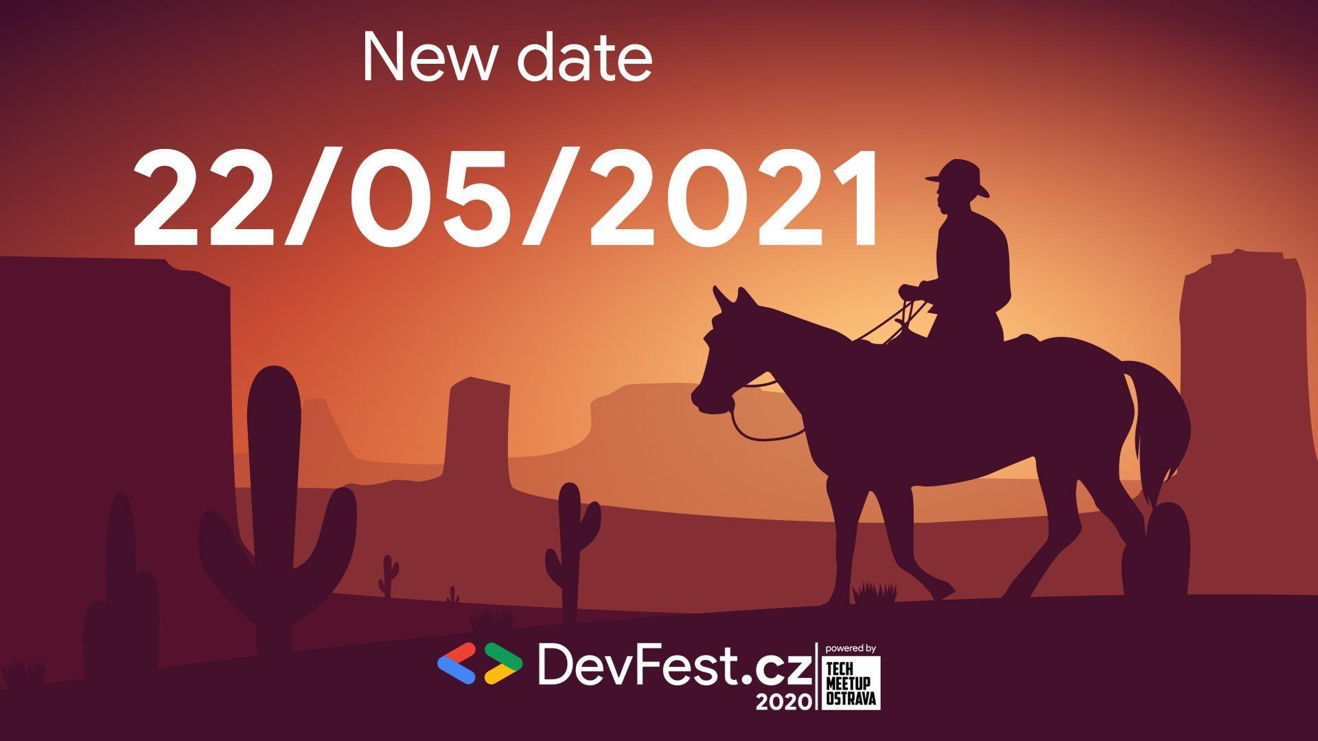 DevFest.cz powered by Techmeetup proběhne až v květnu 2021