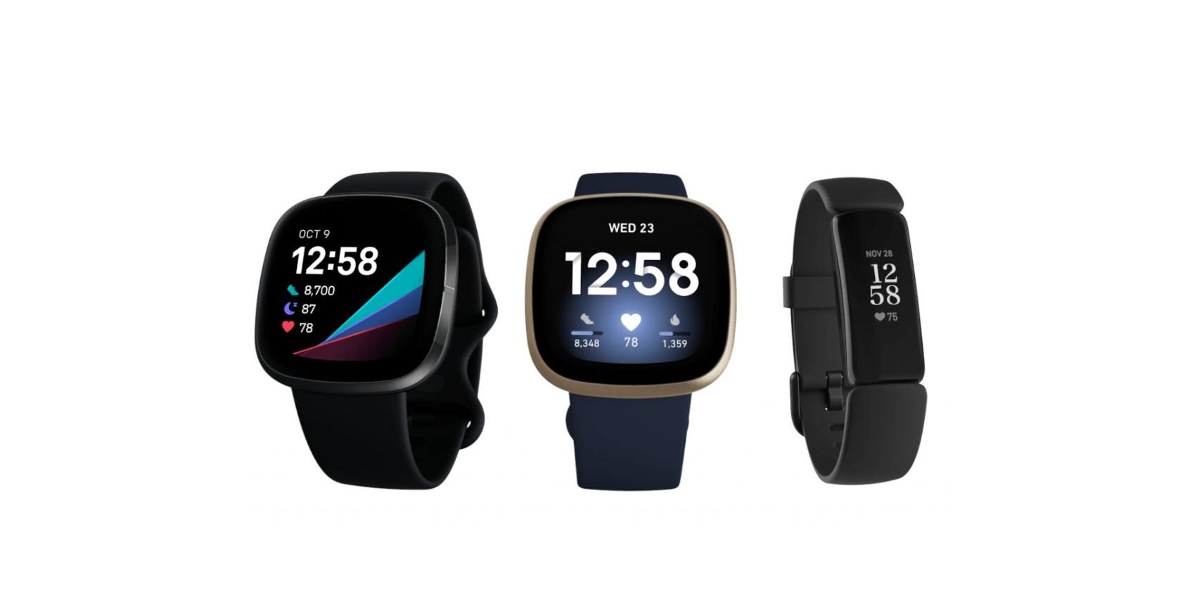 Fitbit představil novinky Sense, Versa 3, Inspire 2