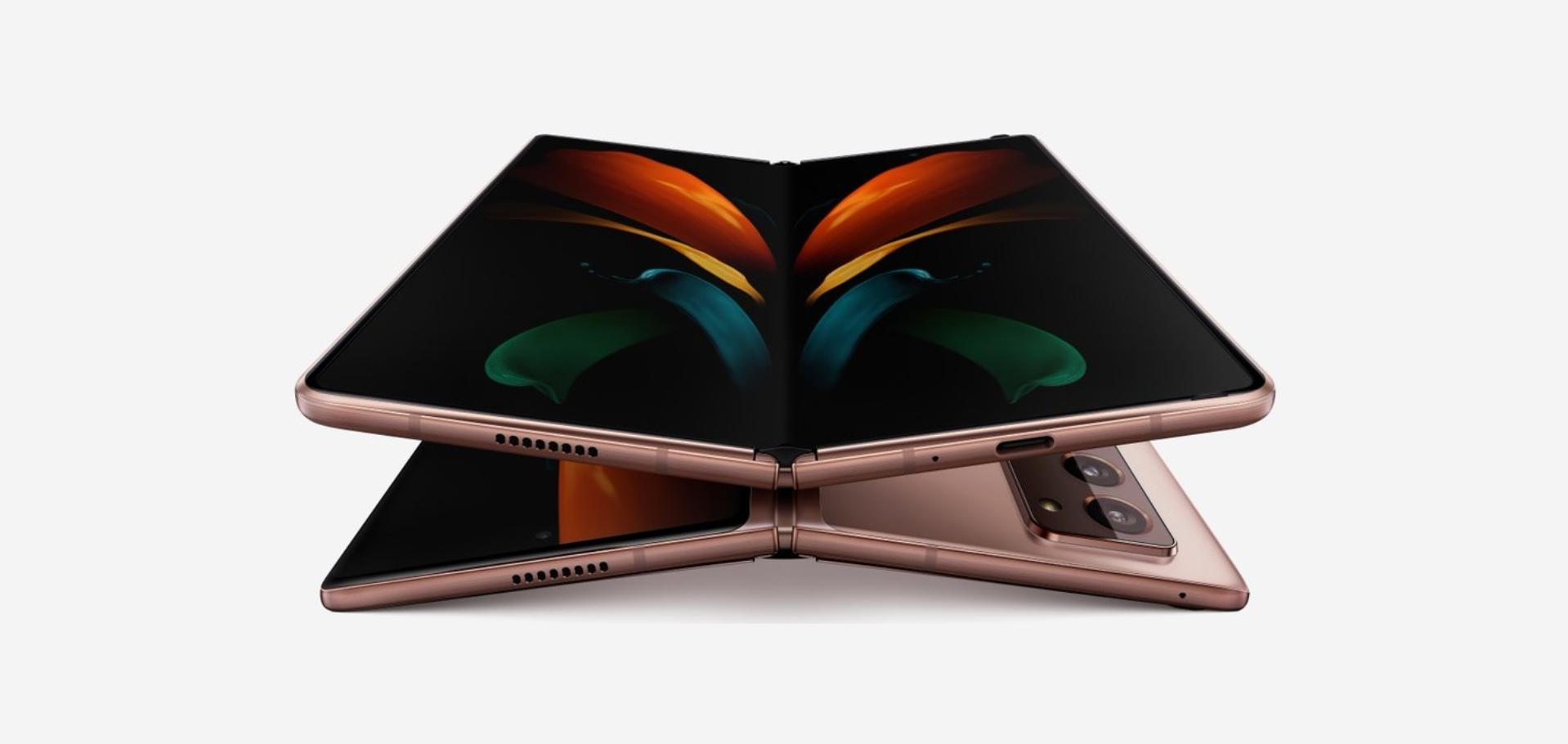 Samsung Galaxy Z Fold2 představen, přináší značná vylepšení