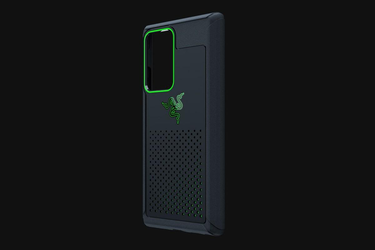Razer vytvořil speciálně chlazené pouzdro pro Galaxy Note 20