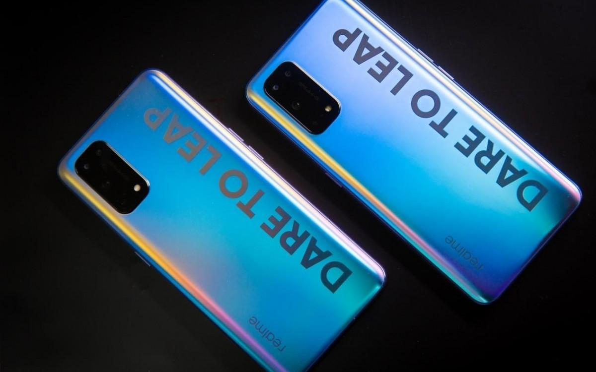Realme X7 a X7 Pro se ukazují na prvních obrázcích [aktualizováno]