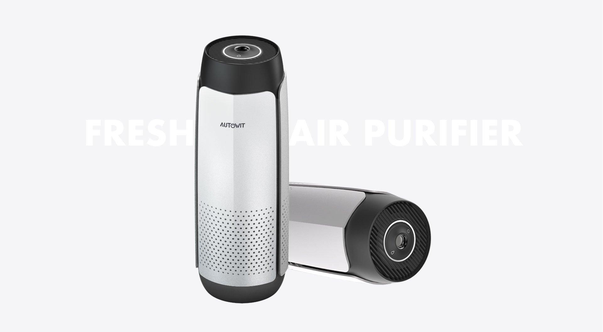 Autowit Fresh 2 Air je kompaktní čistič vzduchu [sponzorovaný článek]