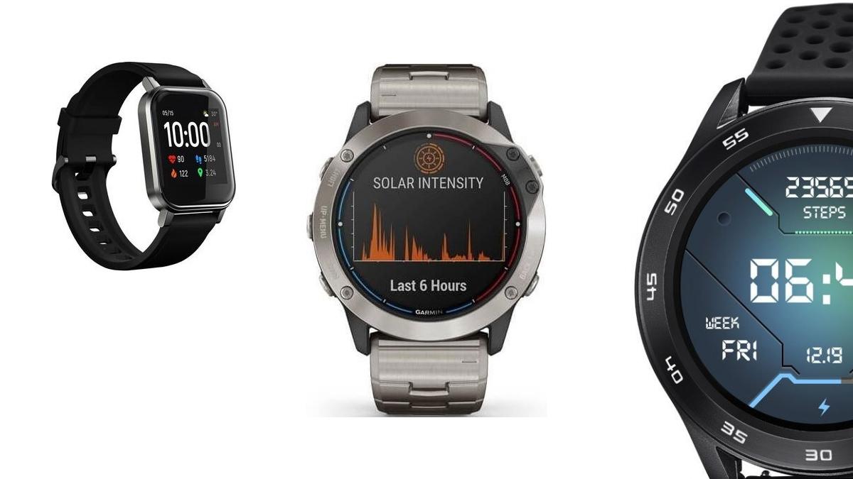 Chytré hodinky nově v obchodech – dražší Garmin, levnější Xiaomi Haylou