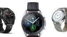 Chytré hodinky nově v obchodech – modely od Samsungu i levnější s Wear OS
