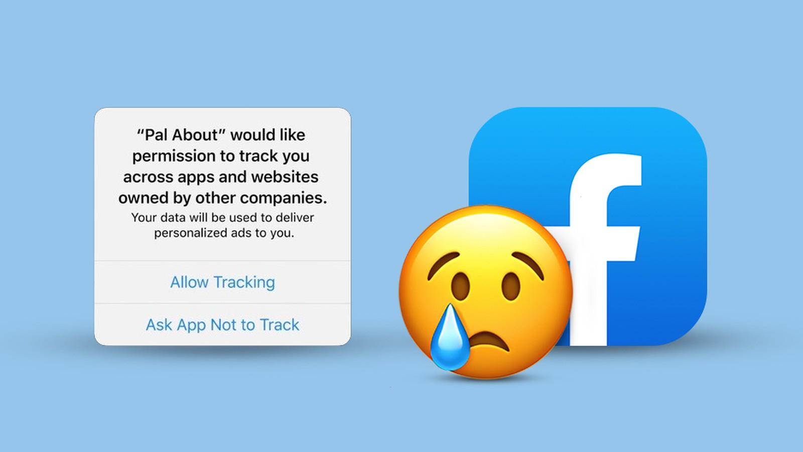 Facebook si stěžuje na iOS 14, přijde o reklamy