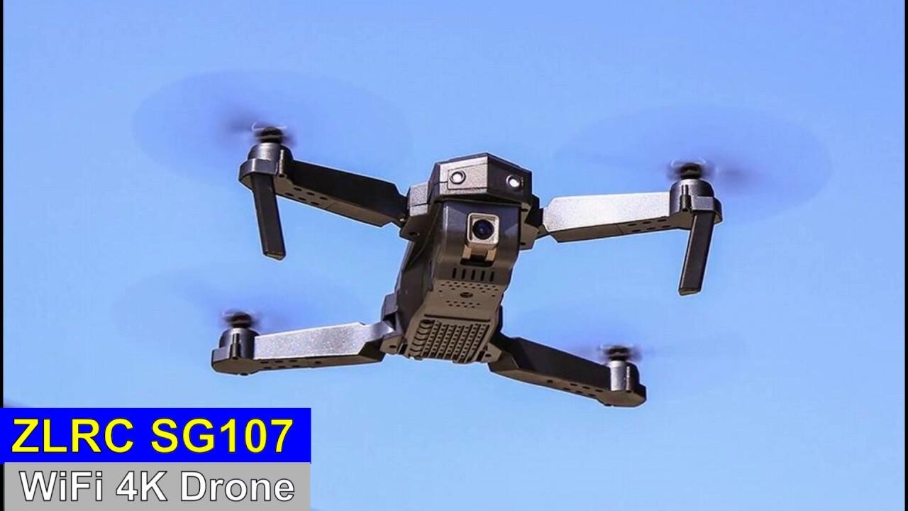 Kupte si 2K dron SG107 jen za 840 Kč [sponzorovaný článek]