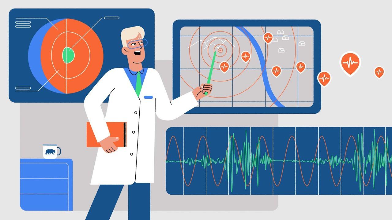 Z Android mobilů se stávají seismometry