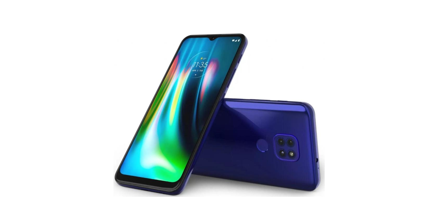 Motorola představila Moto G9 Play, stojí 4999 Kč [aktualizováno]