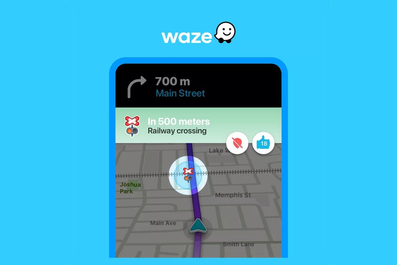Waze vás nově informuje před jízdou o dopravní situaci