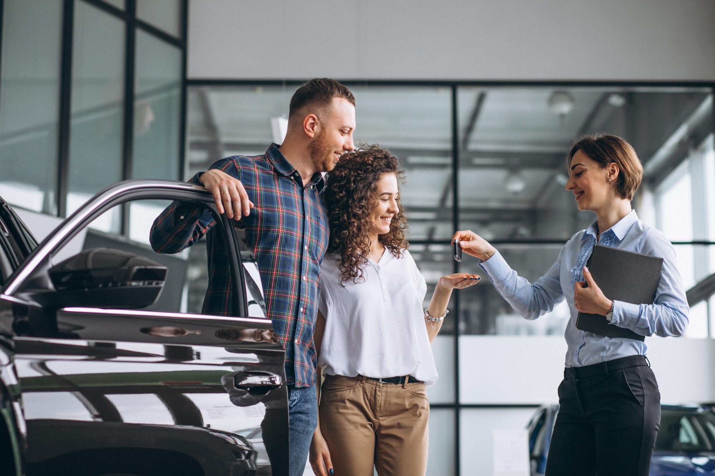 Jak technologie změnila proces nákupu automobilu [sponzorovaný článek]