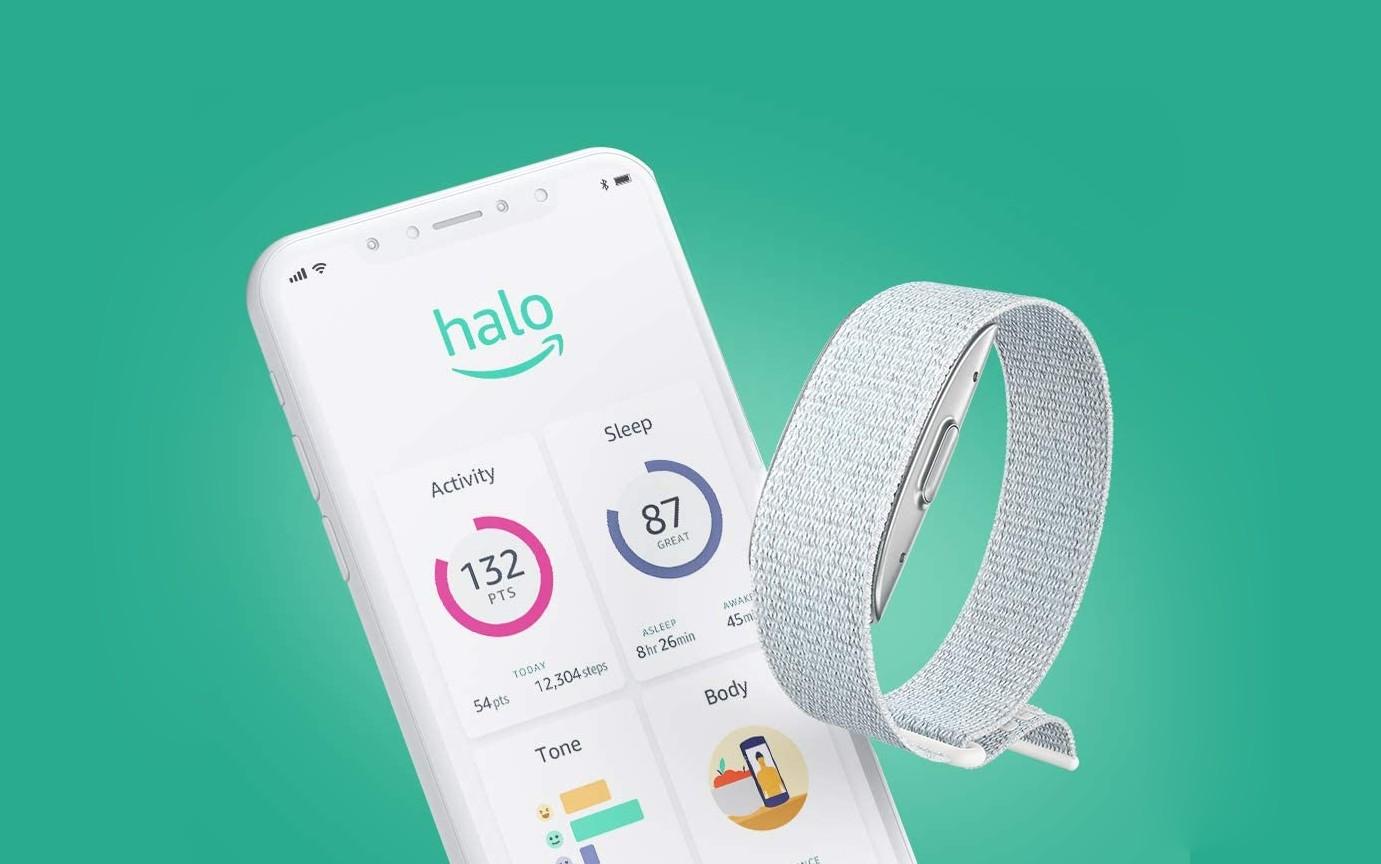 Amazon Halo – první wearable zaměřené na zdraví