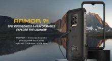 Ulefone oznámil nový Note 8 Pro a Armor 9e