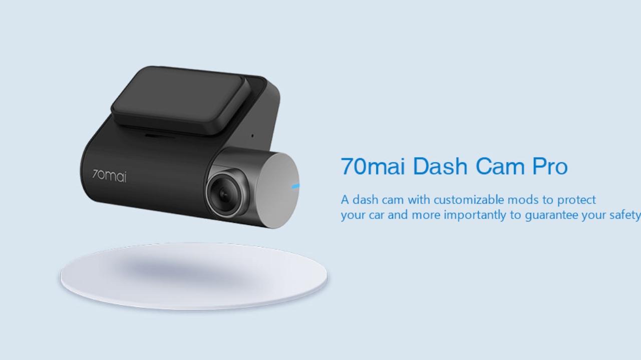 Autokamera Xiaomi 70mai vám může ušetřit tisíce korun [sponzorovaný článek]