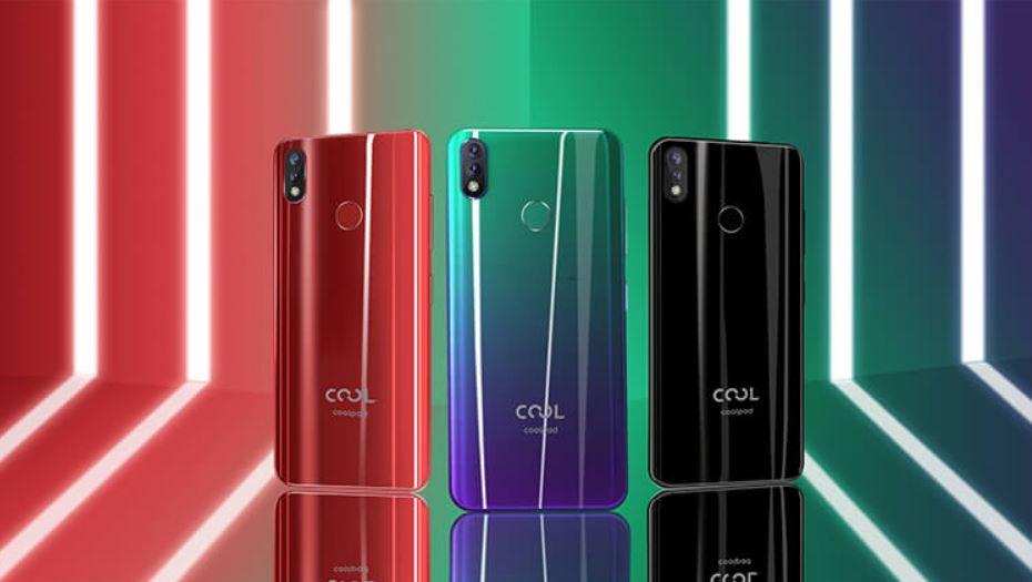 Coolpad odhaluje model Cool Play 7C