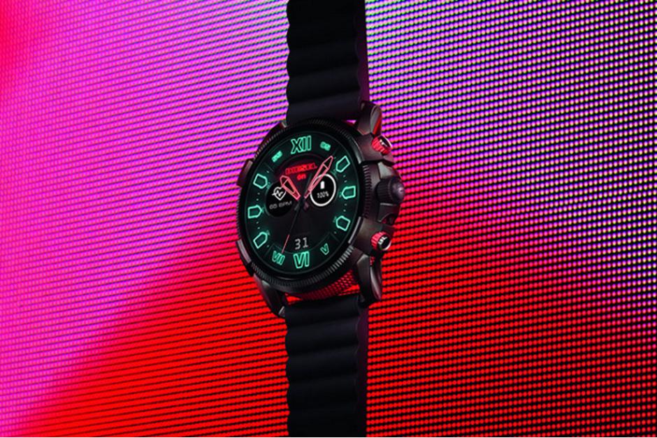 Diesel Full Guard 2.5 – jedny z nejrobustnějších hodinek s Wear OS