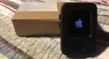 Apple Watch byly dříve testovány ve stylu iPodu nano