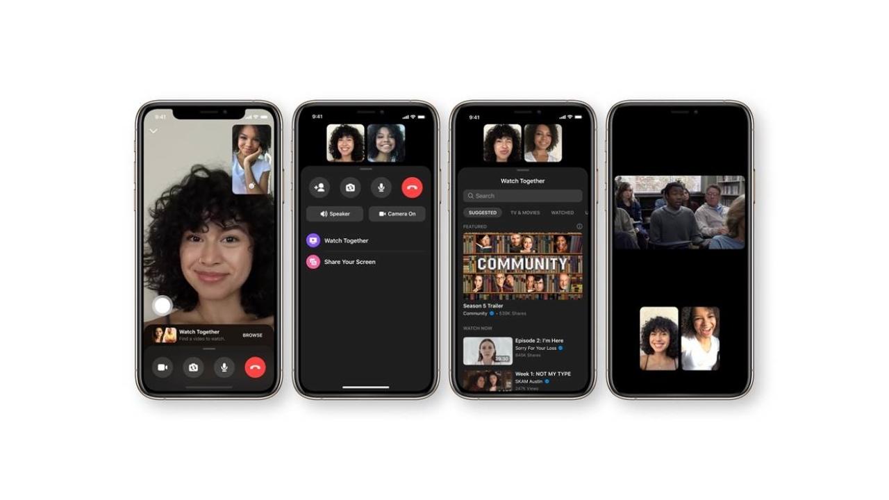 Facebook přináší funkci Watch Together