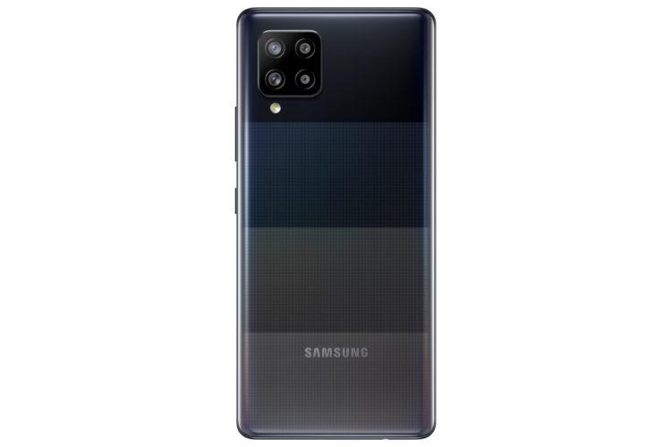 GalaxyA42 5G Black Back 4500x3000x